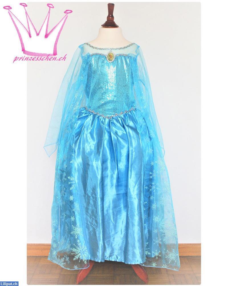Frozen Elsa Kostüm, Kleid, Kinder, Schweizer Onlineshop für ...