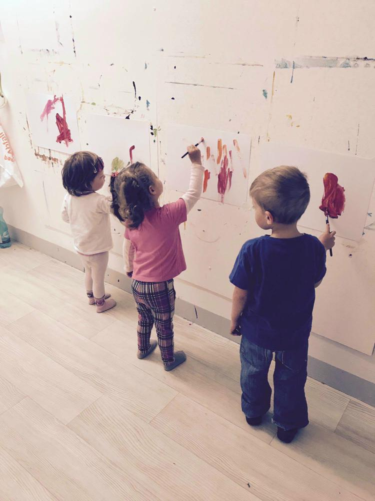Bild 1: Colorillio Kinderatelier: Toddler Art Class with Process Art (Playgroup)